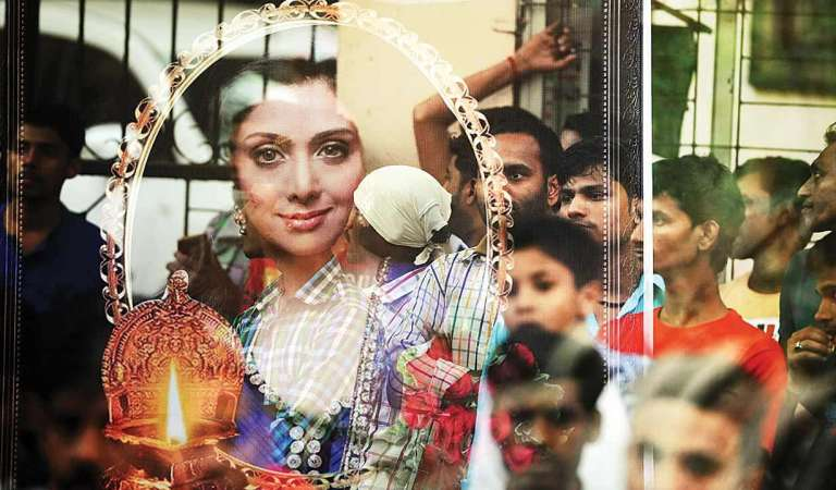 Holi Parties Cancelled as Bollywood Mourns its Chandni.