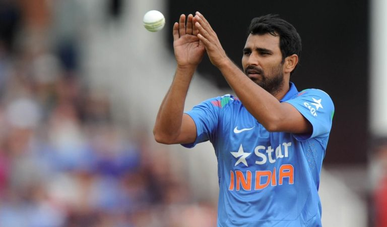 Cricketer Mohd Shami is in News for All the Wrong Reasons!