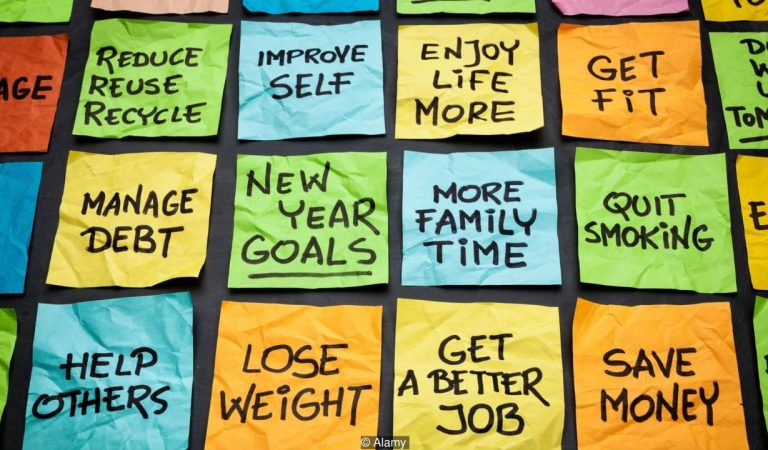Don't Bother With a New Year Resolution for 2018!