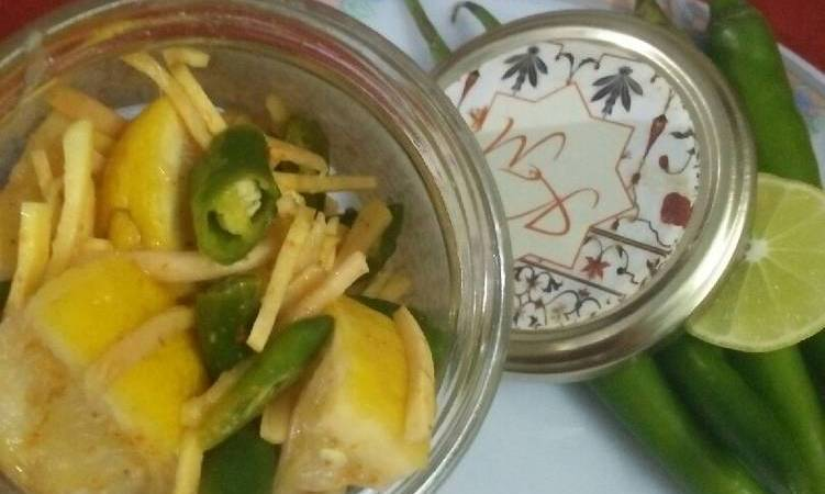 Have You Ever Tried This Simple, Yummy and Oil Free Achar?