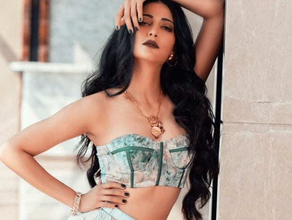 Shruti Haasan won't restrict herself to just acting and singing