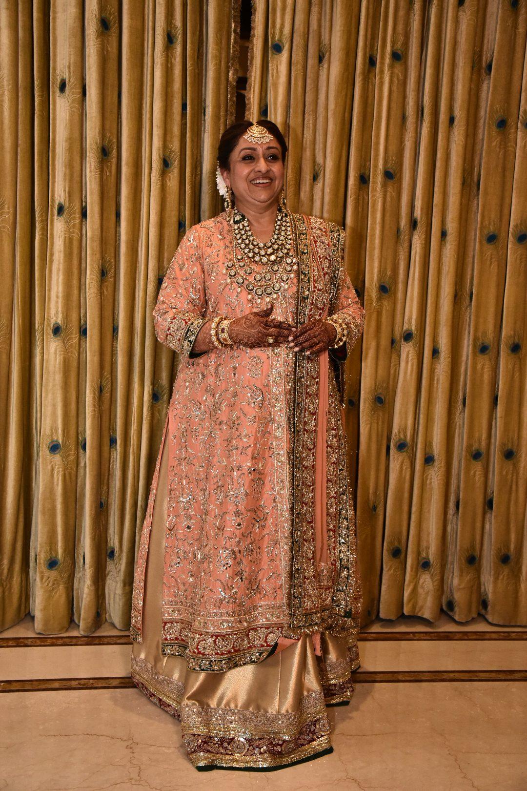 Nidhi Dutta ties knot with Binoy Gandhi in Jaipur