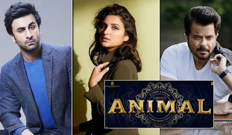Parineeti Chopra on working with Anil, Ranbir Kapoor in Animal: It'll be months of learning school
