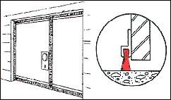 Brush Door Seals Door Seals Memtech Brush