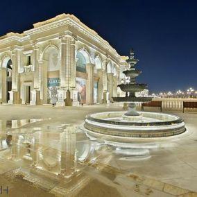 Al Hazm Mall main entrance