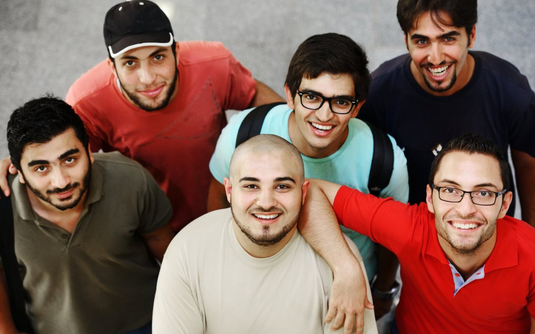 MENA fast growing youth segment is dominant