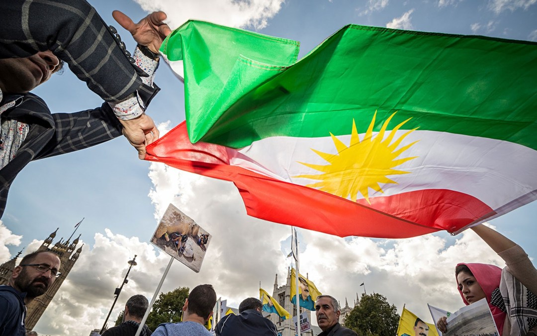 Kurdistan is a nation that historically never made it