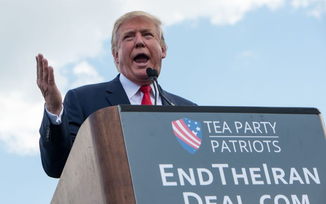 Trump mulling decertification of the Iran deal