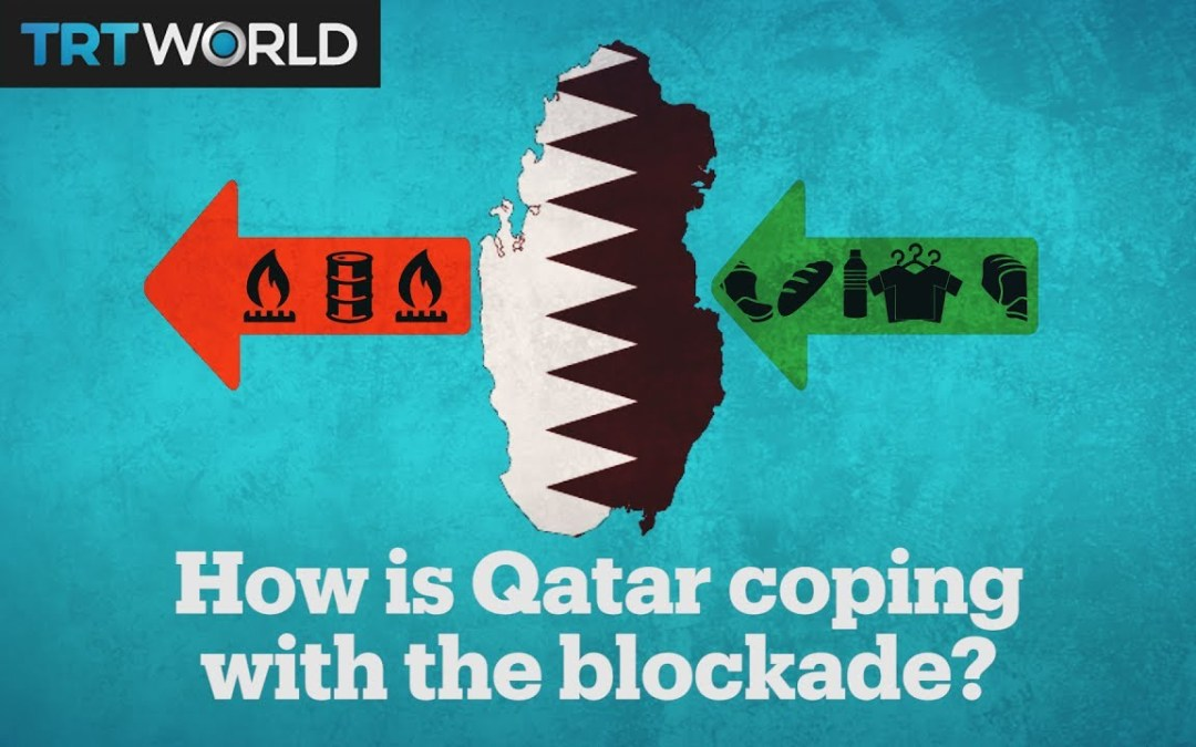 Qatar's doing fine with State support minimal