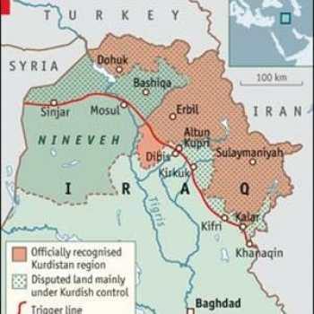 Shingal Irak Karte.Jesiden Im Irak Bittere Befreiung Vom Is Mena Watch Com