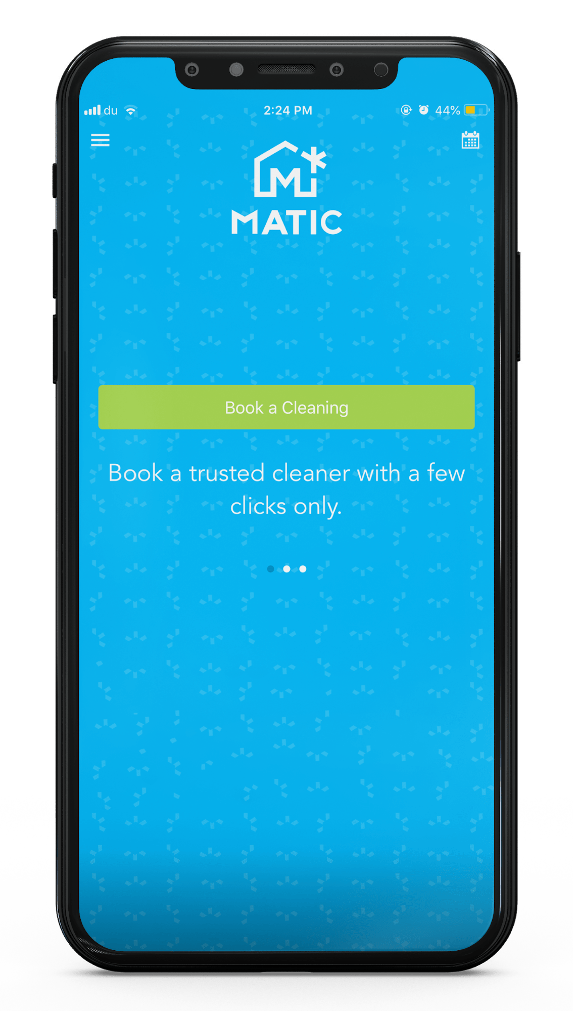 Dubai-based on-demand cleaning service marketplace Matic now