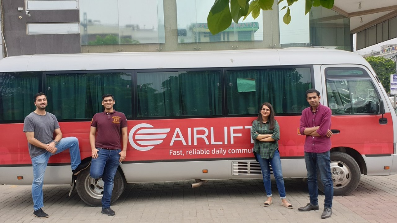 Exclusive: Pakistan's Airlift raises $2.2 million seed for its app ...