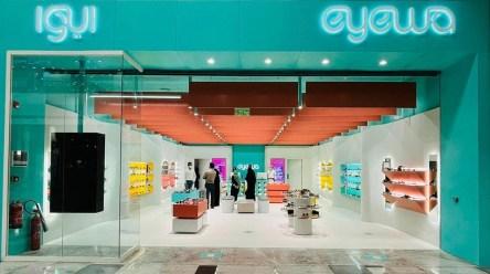 An Eyewa store in Jeddah