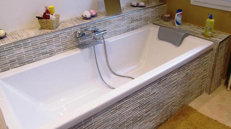 Nettoyer la baignoire