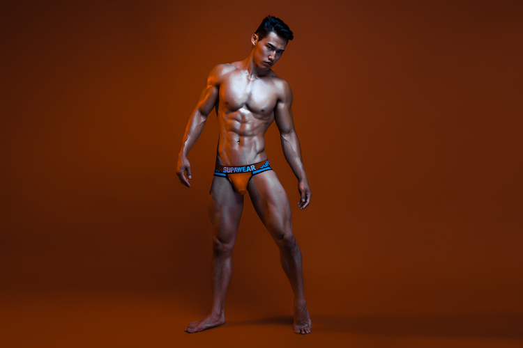 Support Armour Underwear Under Men