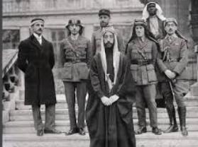 مقالات تاريخية المؤتمر العربي الأول ١٩١٣     الحلقة الأولى