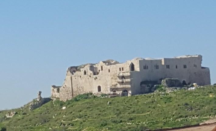 قلعة مجدل يابا – فوزي حنا