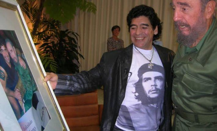 الرئاسة الأرجنتينية تعلن الحداد 3 أيام على وفاة مارادونا