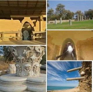 عروسة الشّام هي مدينة أشقلون القديمة (عسقلان – فوزي حنا