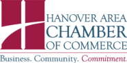 Hanover Area Chamber of Commerce logo.
