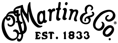 C.F. Martin & Co music products logo.