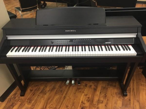 Kurzweil digital piano – Model MP20FR w/bench