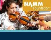 NAMM Foundation Logo