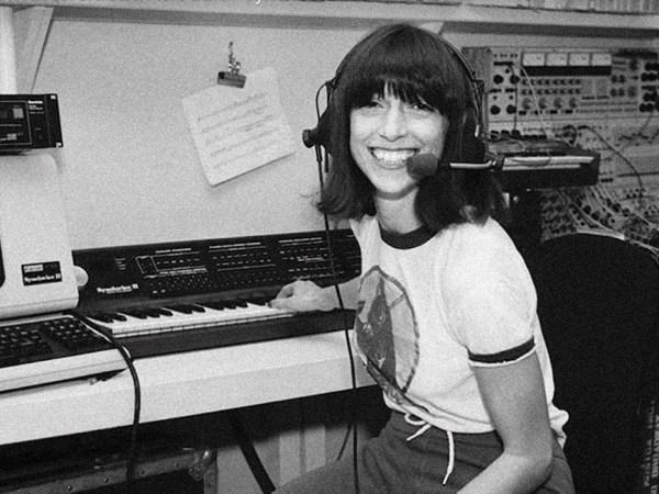 Composer Spotlight – Suzanne Ciani