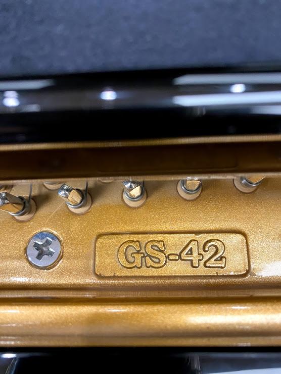 George Steck model number GS-42