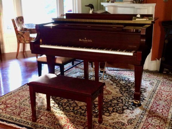 Knabe WKG-53 Grand Piano 5'3″