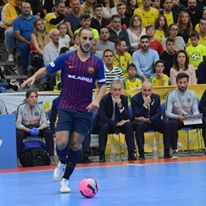 Photo of Boyis ante el reto de la UEFA Futsal Cup