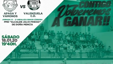 Photo of Mencisport TV | Apaga y Vámonos FS – Valenzuela CD (Jor.13 – 2ª Andaluza Senior Futsal)