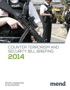 Counter-terrorism & Security Bill (2014)