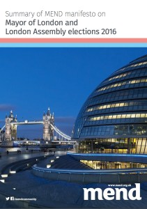 London Mayoral and GLA Elections Manifesto Summary (2016)
