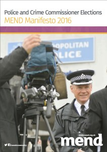 Police and Crime Commissioner Elections Manifesto (2016)