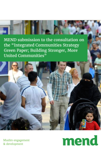 MEND Submission to the Green Paper on Integration
