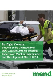 Far-Right Violence: Lessons to be Learned from New Zealand Attacks