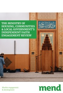 Independent Faith Engagement Review