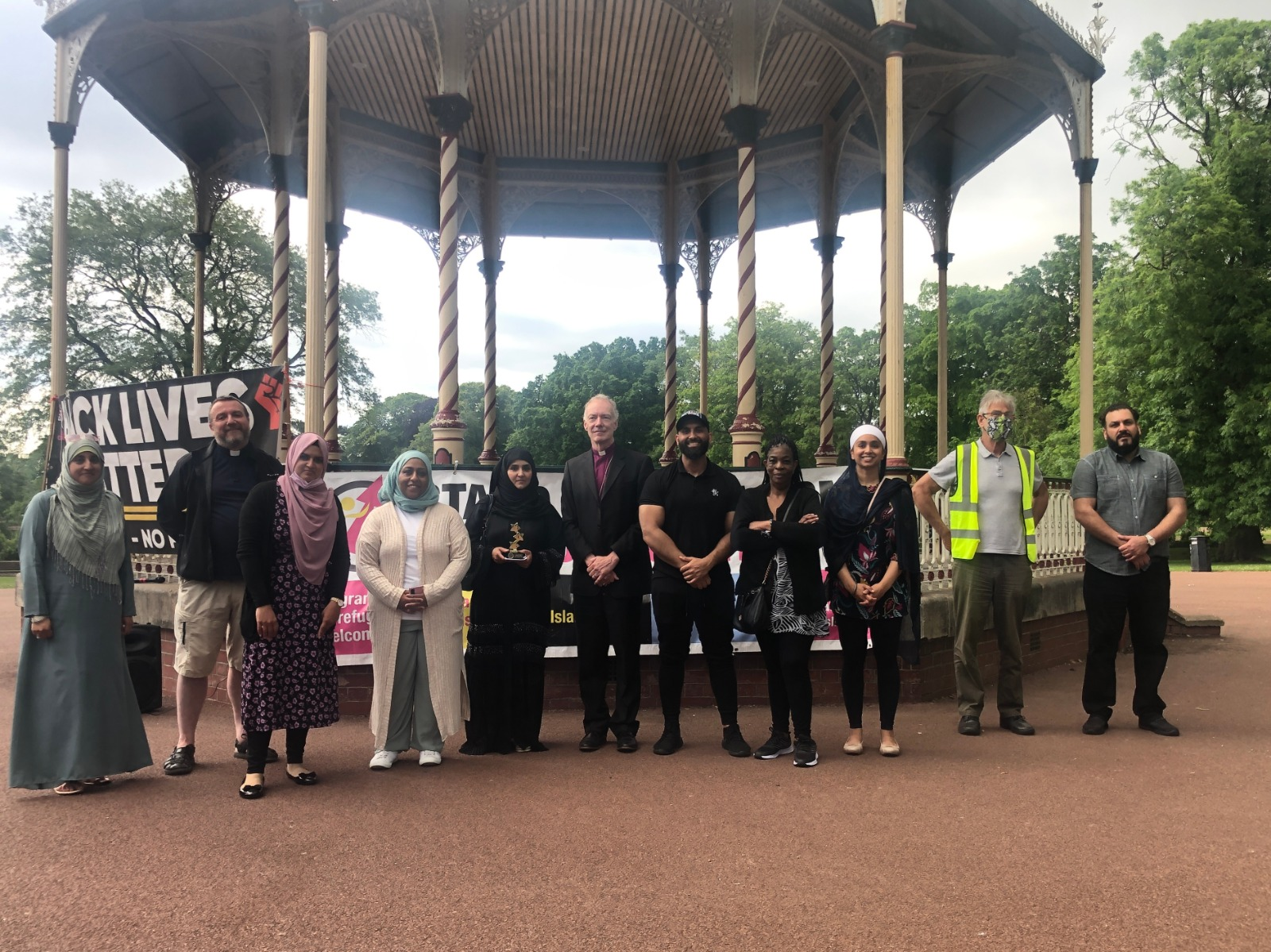 MEND Black Country takes a stand against Race and Religious-based Hate!