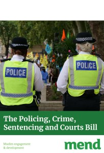 The Policing, Crime, Sentencing and Courts Bill