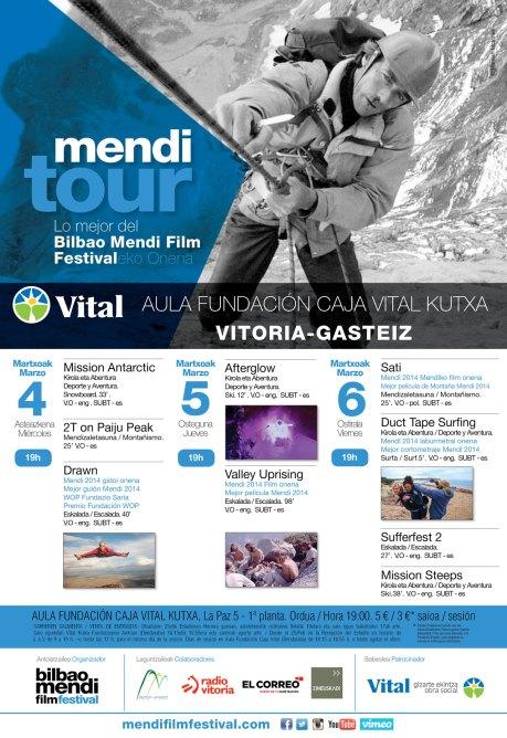 MendiTour 2015