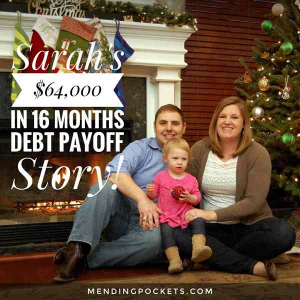 Sarah's $64K in 16 Months Student Loans Payoff Story!
