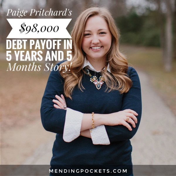 Paige Pritchard's $98k Debt Payoff in 5 Years and 5 Months Story!