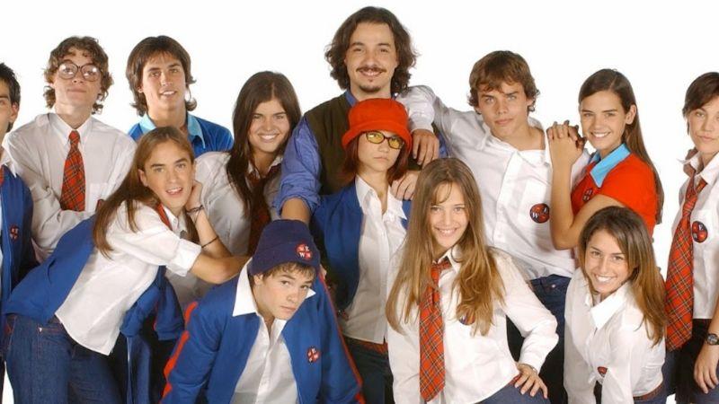 Resultado de imagen para Angie Balbiani sufrió bullying de integrantes del elenco de Rebelde Wey