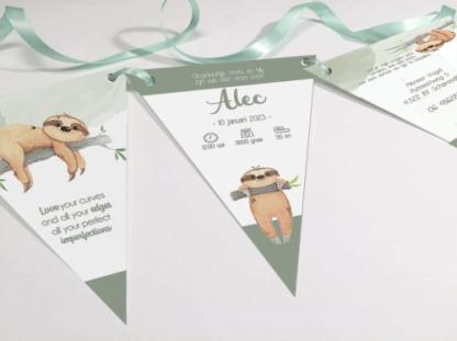 Vlaggenlijn Alec