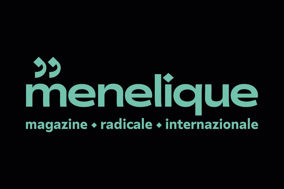 Editoriale numero zero: che cos'è menelique?