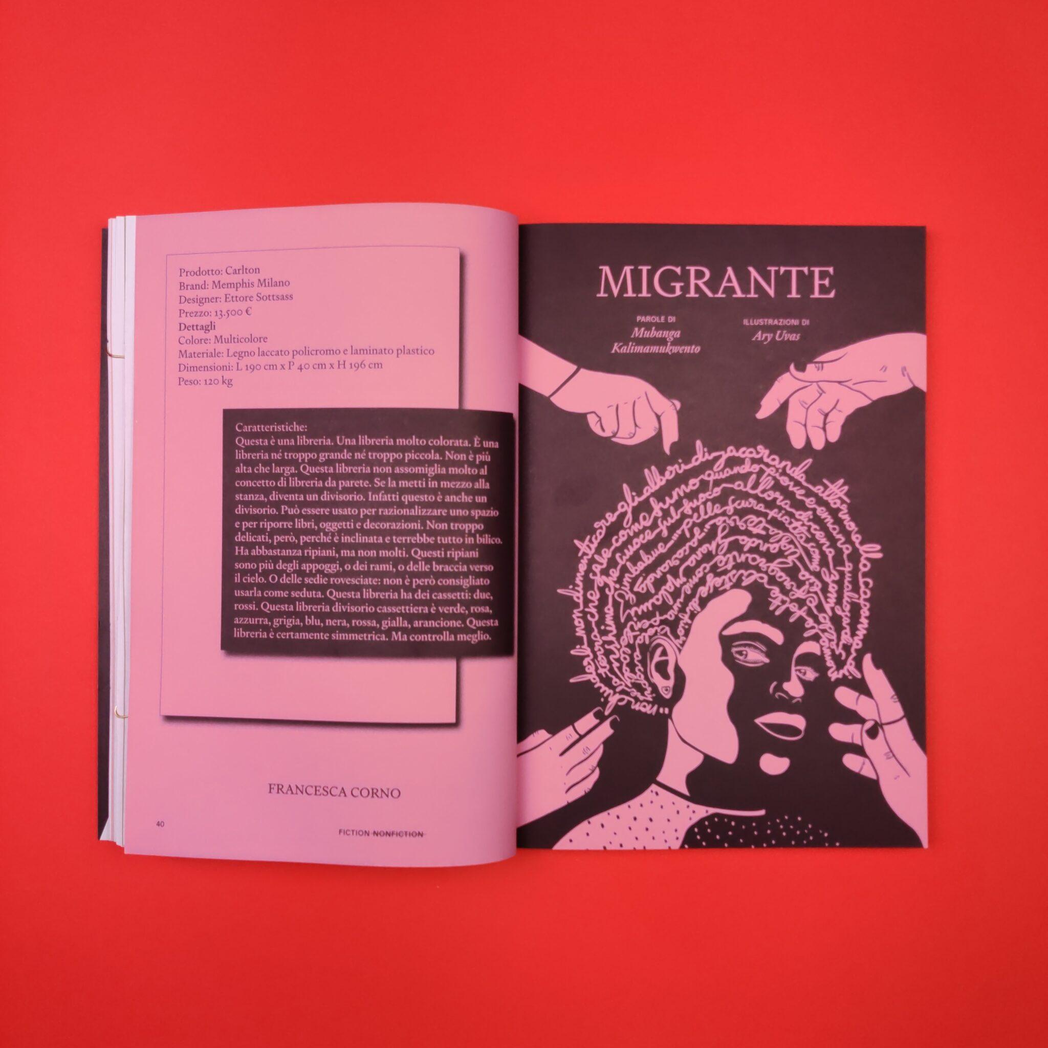 Migrante (fiction)