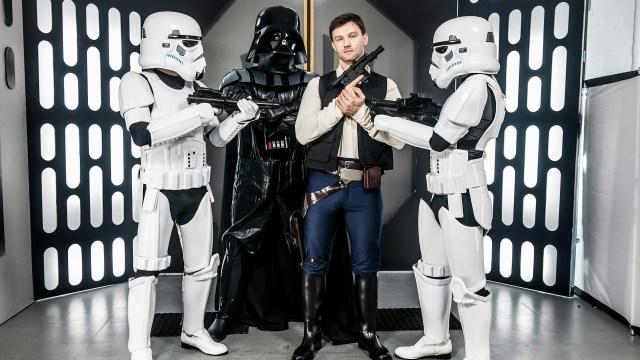 Star Wars, la parodie gay – Partie 3