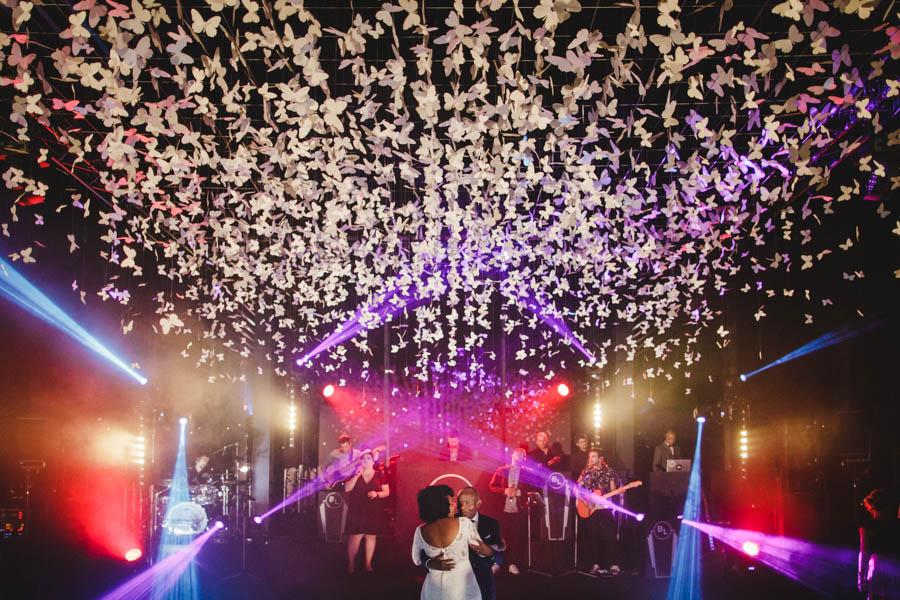 quinta da Torre Bella abertura do baile noiva dança com pai