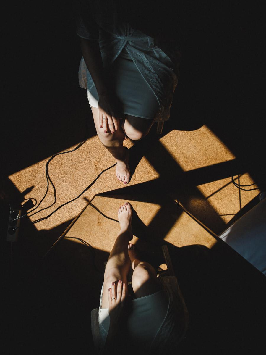 fotografia de casamento maquilhagem noiva simetria